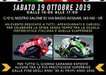 SPR Verona: sabato 19/10 si festeggiano le sportive. Italia contro Giappone!