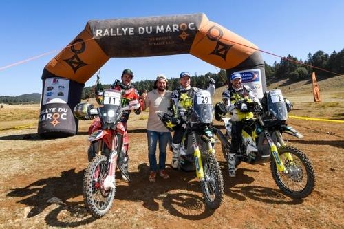 Rally del Marocco. Andy Short per doppietta Husqvarna, Giniel de Villiers per conferma Toyota (4)