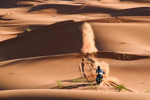 Rally del Marocco. Andy Short per doppietta Husqvarna, Giniel de Villiers per conferma Toyota (6)