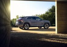 Volkswagen gamma SUV 2020: dopo Touareg viene Teramont?