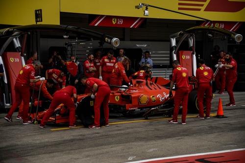 F1, GP Giappone 2019: Ferrari, ecco cosa è andato storto (5)