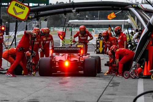 F1, GP Giappone 2019: Ferrari, ecco cosa è andato storto (8)