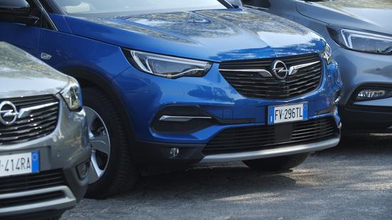 Gamma SUV Opel