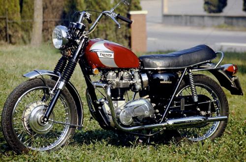 La grande scuola delle moto inglesi (5)