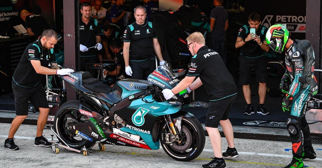 MotoGP 2021: più gare, meno test