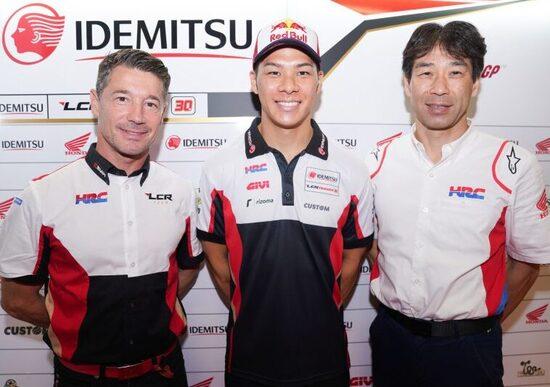 MotoGP. Honda Lcr e Nakagami prolungano fino al 2020