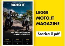 Magazine n° 398, scarica e leggi il meglio di Moto.it