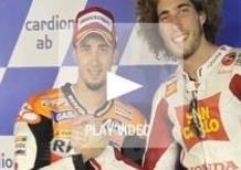 GP di Valencia. In pista con Andrea Dovizioso