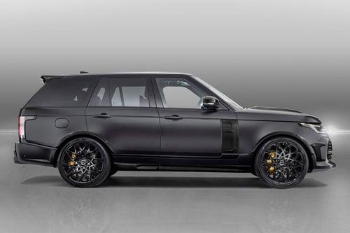 Range Rover Overfinch Velocity: sportività e lusso (2)