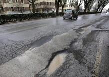 Manutenzione strade: migliora ma servono 12 anni per la messa in sicurezza