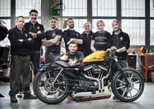 Harley-Davidson Bologna vince Battle of the Kings 2016