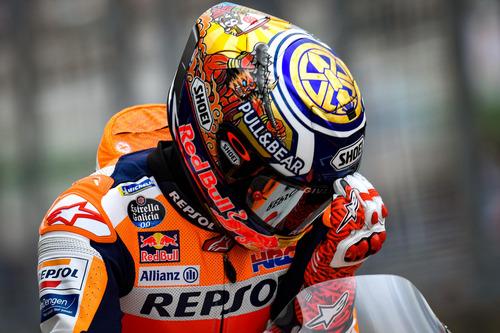 MotoGP 2019. Marc Marquez in pole position a Motegi