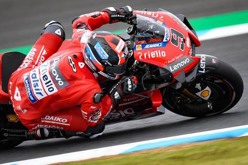MotoGP 2019. Marc Marquez in pole position a Motegi (8)