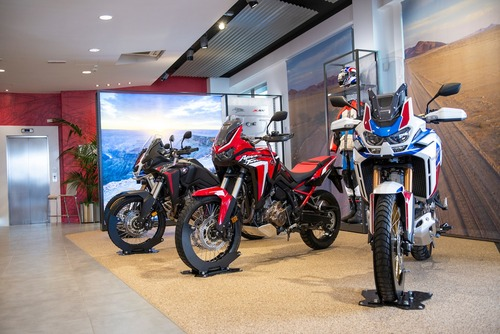 Dream Dealers: il nuovo look dei concessionari Honda (2)