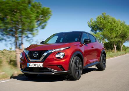 Nissan Juke 2020: sostanziosa evoluzione [Video]