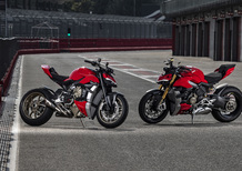 Ducati Streetfighter V4: foto, video, dati e prezzi
