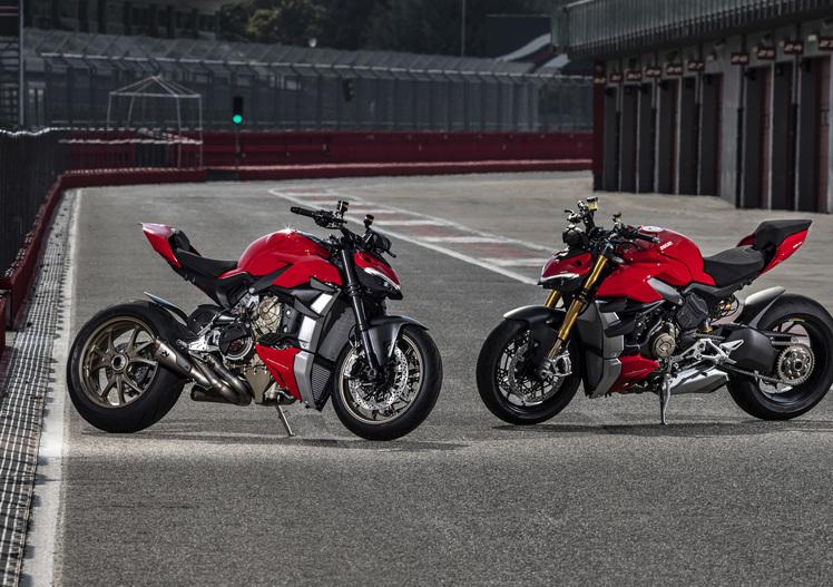 Ducati Streetfighter V4: foto, video, dati e prezzi