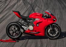 Ducati Panigale V2: foto, dati, prezzi e Video