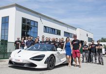 ZARD-GP Tecnica premiata da McLaren