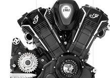 Indian Motorcycle PowerPlus: svelato il nuovo mostruoso motore V2 da 1.769 cc