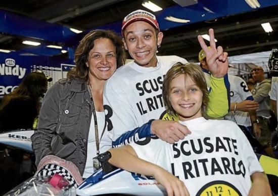 Valentino Rossi e Luca Marini, parla la mamma: Ci piacciono le gare combattute