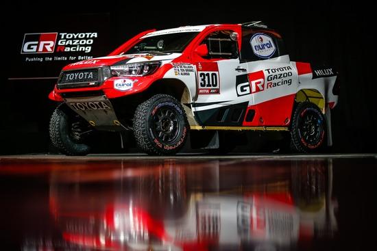 La Toyota Hilux