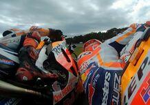 MotoGP Australia. Scintille fra Marquez e Lorenzo