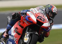 MotoGP 2019 Australia. Pecco Bagnaia: Più forte in percorrenza