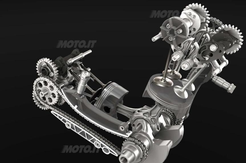 """massimo clarke: """"il nuovo bicilindrico ducati, un motore da record"""