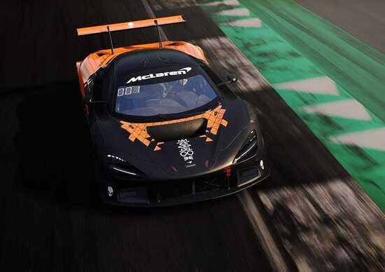 Assetto Corsa Competizione:McLaren Shadow Esport partito!