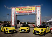 Rally Talent e Suzuki, binomio di successo per l'edizione 2019.