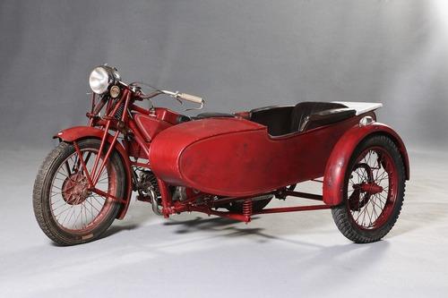 Cingoli: il Museo del Sidecar, e non solo