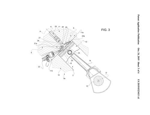 Ferrari: depositato brevetto per il nuovo V12 (2)