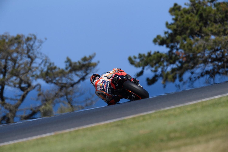 Gallery MotoGP. Le foto più spettacolari del GP d'Australia