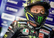 MotoGP 2019. Valentino Rossi: Fatico più degli altri, ma non so perché