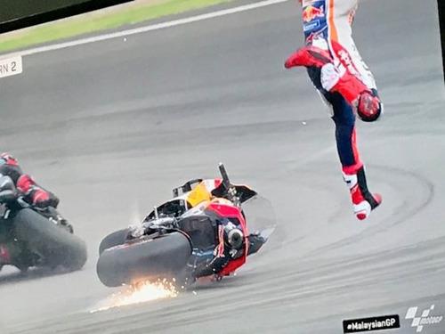 MotoGP 2019. Marc Marquez: Non volevo dare fastidio a Quartararo (8)