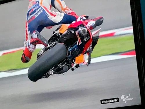 MotoGP 2019. Marc Marquez: Non volevo dare fastidio a Quartararo (5)