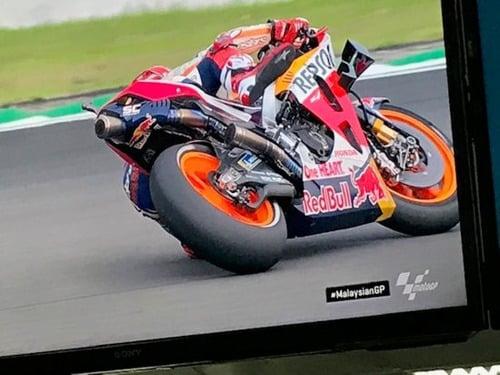 MotoGP 2019. Marc Marquez: Non volevo dare fastidio a Quartararo (2)