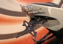 Portatarga regolabile Evotech per BMW S1000RR
