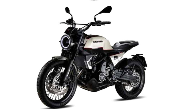 Moto Morini com três novidades EICMA 2019 - MOTOJORNAL