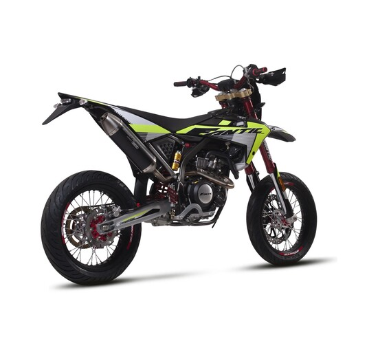 La nuova grafica per le Fantic enduro e motard 2020