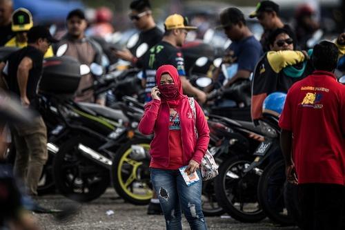 Gallery MotoGP. Il GP della Malesia 2019 (5)