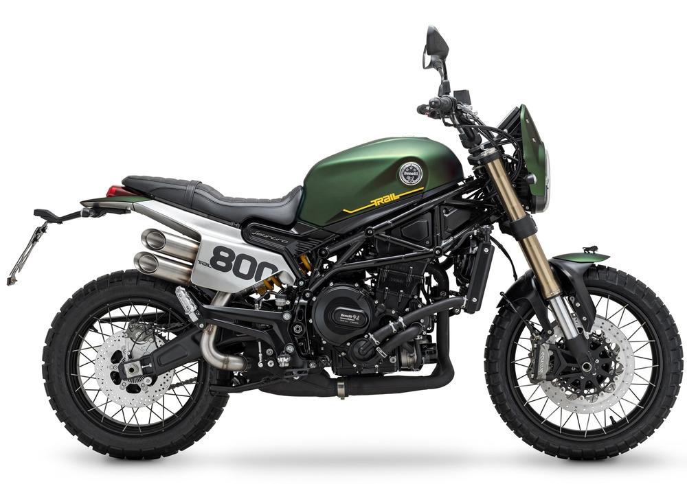 Benelli Leoncino 800 Trail (2020)