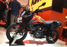 KTM 390 Adventure a EICMA 2019: video, foto, dati e prezzo