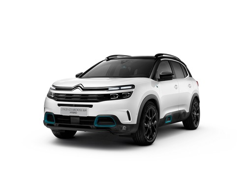 Citroen C5 Aircross, ora è anche ibrida plug-in (3)