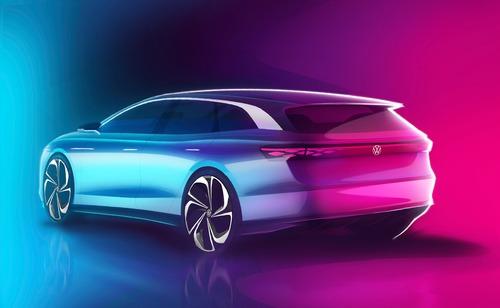 Volkswagen ID. Space Vizzion, debutto a Los Angeles (2)