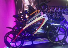 V-Ita eBike a EICMA 2019. Video