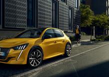 Promo nuova Peugeot 208 2020: 169 € mese
