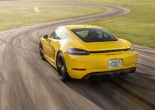Porsche Cayman, 400 CV per l'elettrica in arrivo nel 2023?