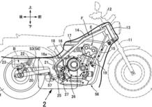 Honda: è in arrivo una nuova moto vintage